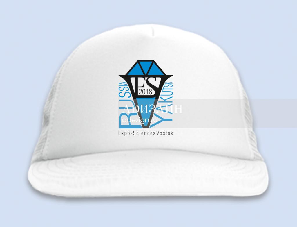 Бейсболка с логотипом ESV